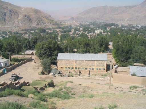 Мини-ГЭС Файзабад