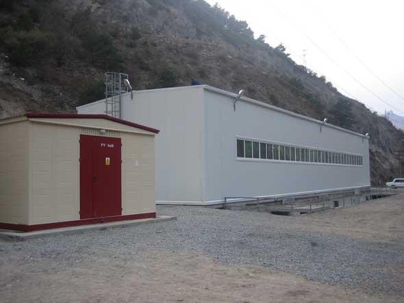 Фаснальская малая ГЭС