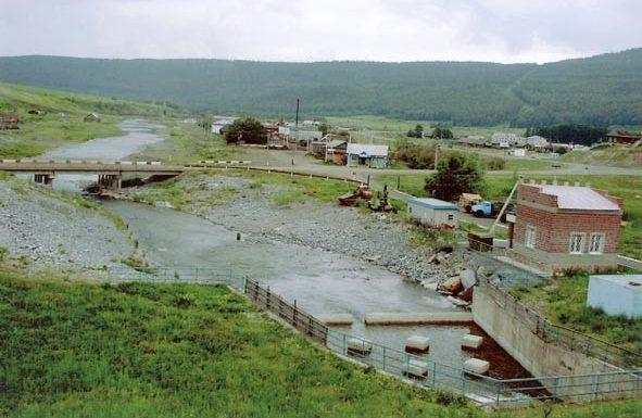 Таналыкская микро-ГЭС
