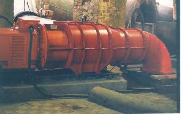 Микро-ГЭС-50Пр