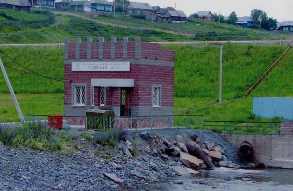 Узянская мини-ГЭС