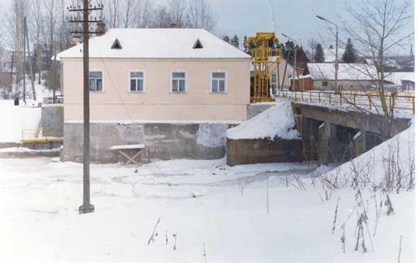 Мини-ГЭС Виляны