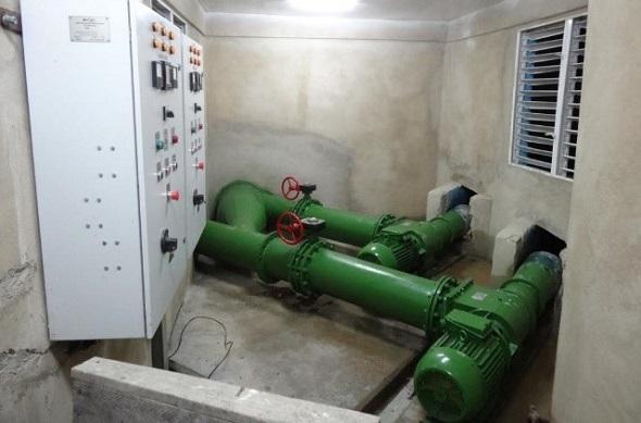 2 гидроагрегата Микро-ГЭС-10Пр