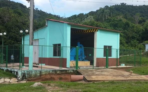 Мини-ГЭС Бланко Абоджо