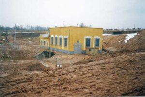 Лукомльская мини-ГЭС