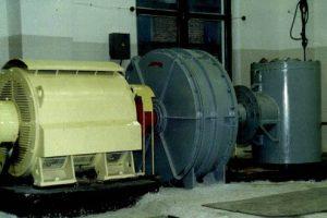 Мини-ГЭС Фелицианово, гидроагрегат ГА-1